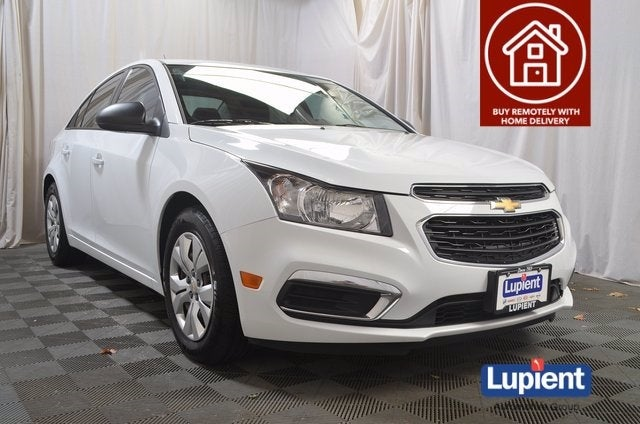 Used 2016 Chevrolet Cruze Limited LS with VIN 1G1PC5SHXG7216129 for sale in Brooklyn Park, Minnesota