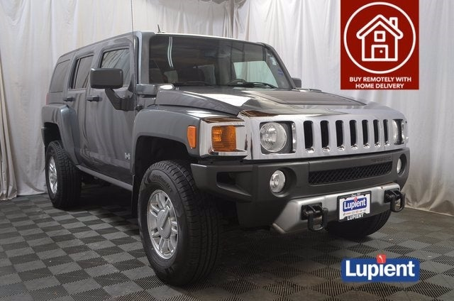 Used 2008 Hummer H3 H3 with VIN 5GTEN13E588115512 for sale in Brooklyn Park, Minnesota
