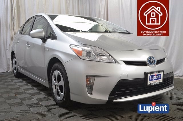 Used 2013 Toyota Prius Two with VIN JTDKN3DU6D0354846 for sale in Brooklyn Park, Minnesota