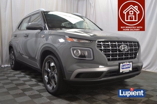 Used 2021 Hyundai Venue SEL with VIN KMHRC8A39MU086862 for sale in Brooklyn Park, Minnesota