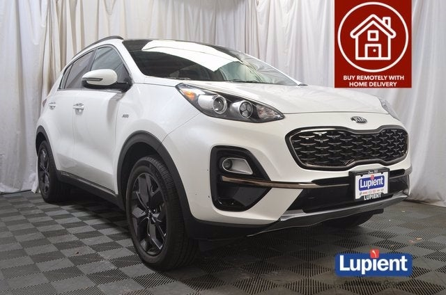 Used 2020 Kia Sportage S with VIN KNDP6CAC7L7714288 for sale in Brooklyn Park, Minnesota