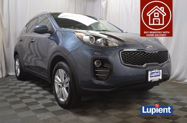 Used 2019 Kia Sportage LX with VIN KNDPMCAC6K7566557 for sale in Brooklyn Park, Minnesota