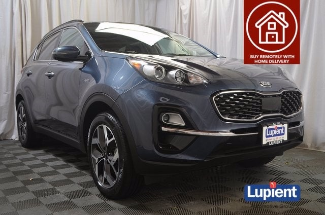 Used 2020 Kia Sportage EX with VIN KNDPNCAC3L7699940 for sale in Brooklyn Park, Minnesota